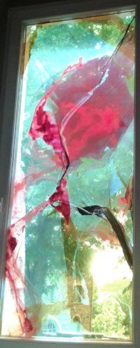 vitrail de Kim Joon